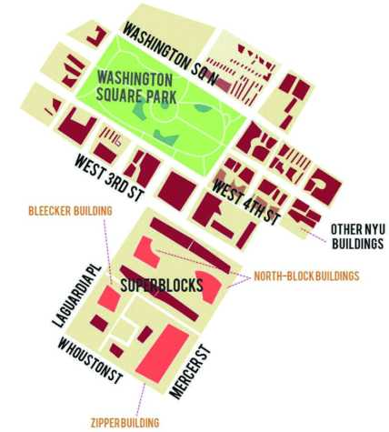 NYU 2031 expansion plan moves ahead, despite detractors