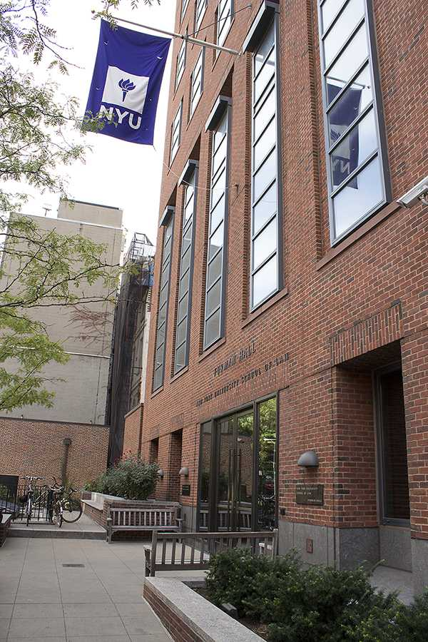 NYU Law has received the single largest donation in its 180 year history at $20 million.