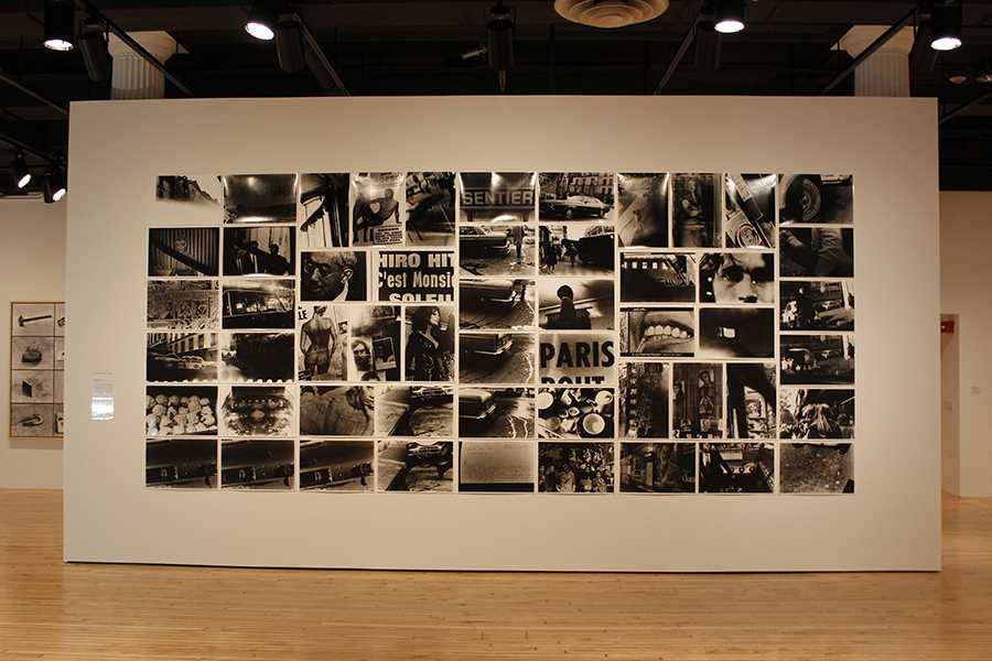 For a New World To Come: Experiments in Japanese Art and Photography is on exhibit at NYU's Grey Art Gallery.