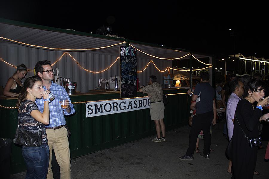 Smorgasburg at Photoville.