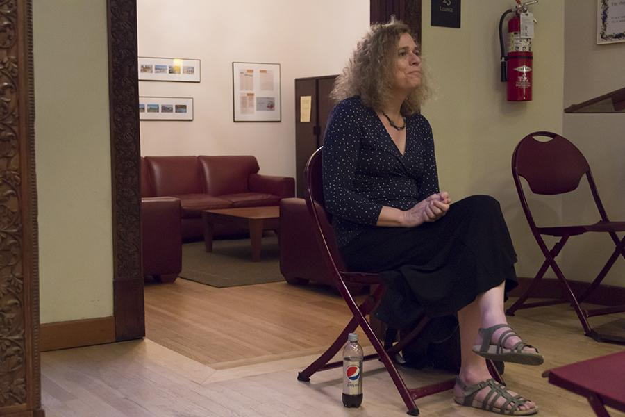 Joy Ladin is the first openly transgender employee of a Jewish Orthodox Institution.