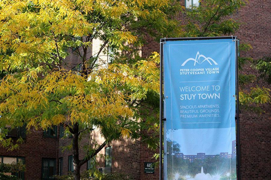 Private equity corporation Blackstone Group acquired Stuyvesant Town-Peter Cooper Village for about $5.3 billion.