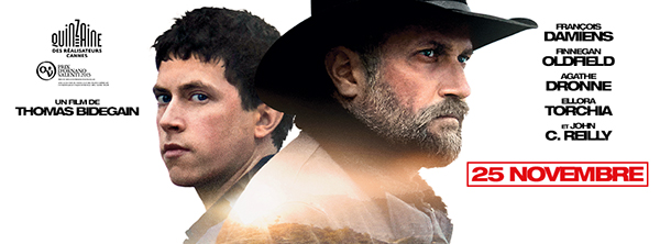 """""""Les Cowboys,"""" directed by Thomas Bidegain, is screening as part of The New York Film Festival."""