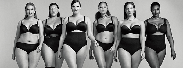 Lane Bryant's ad campaign #PlusIsEqual,  has raised conversation around the fashion industry about equal body representation.