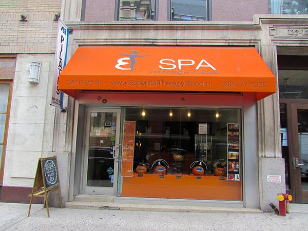 Spa Week is taking place from October 12-18, with numerous 50$ deals at many top New York City spas.