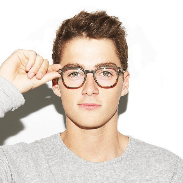 Finn Harries recently spoke to NYU students on the ins and outs of running his Jack's Gap Youtube Channel.