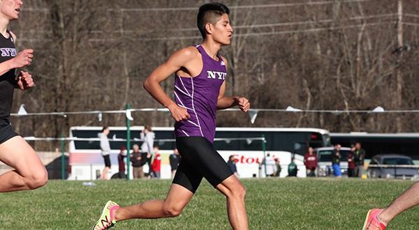 Jorge Maldonado was NYU's top finisher on Saturday.