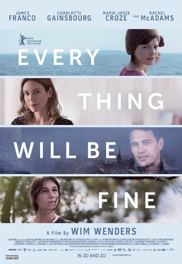 """""""Everything Will Be Fine"""" is a German Drama starring James Franco which is set to release in theaters in the United States on December 4, 2015."""