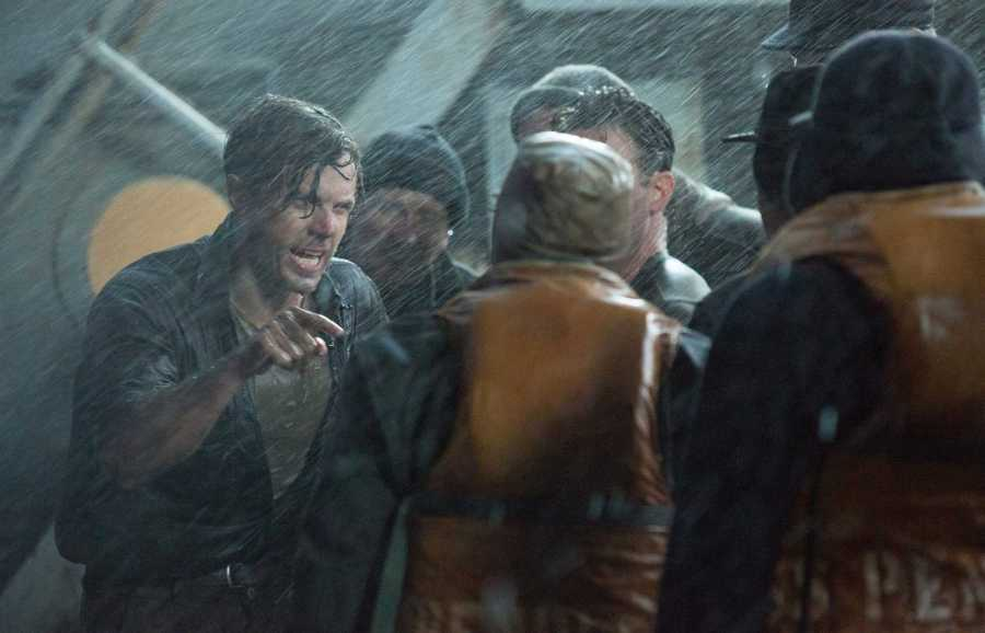Affleck, Pine Honor Coast Guard Heroes in New Movie