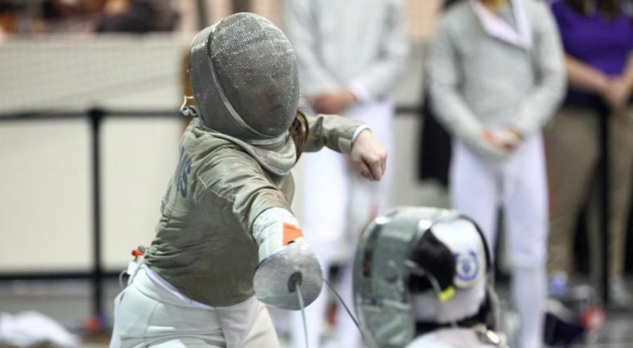 Williams went 3-0 in sabre on Sunday, when NYU took on Boston College, Brown University, Haverford College, MIT, Hunter College and host Brandeis University at the Eric Solee Invitational in Waltham, MA.
