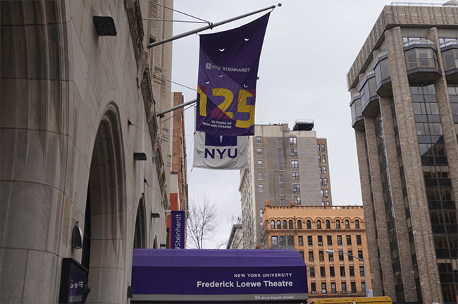 Steinhardt has opened the new Music and Social Change Lab,, whose aim is to address social issues through music.