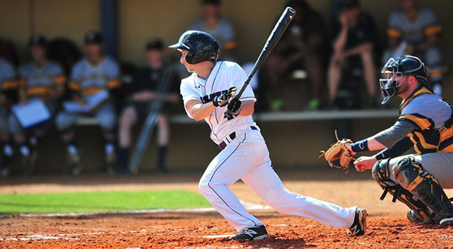 Christian Bloom was 2-for-3 with a run scored and a stolen base.