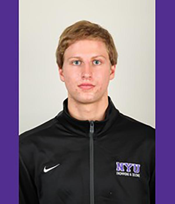 NYU swimmer, Max Phillips, who injured himself last October is finally back and swimming better than ever.