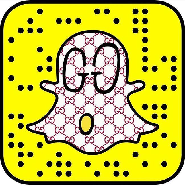 The+Gucci+Snapchat+scan+code.
