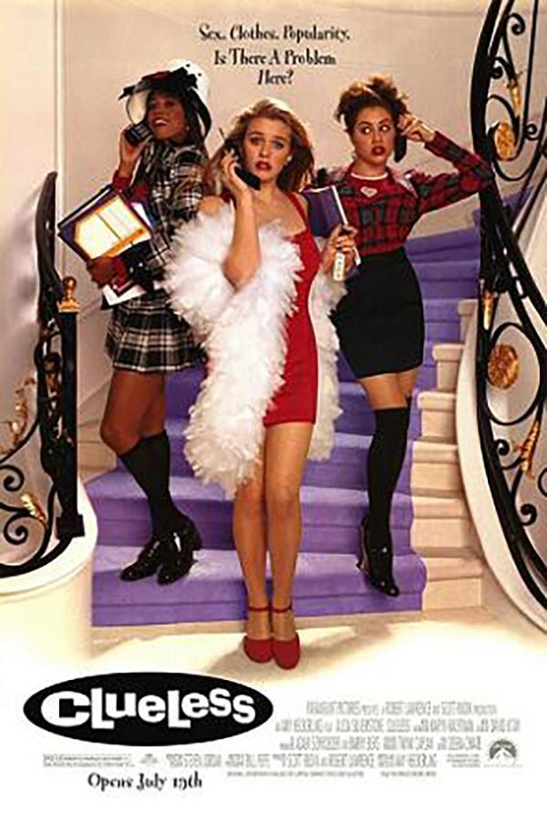 A modern classic, Clueless is one of many options to watch on Netflix this Valentine's Day.