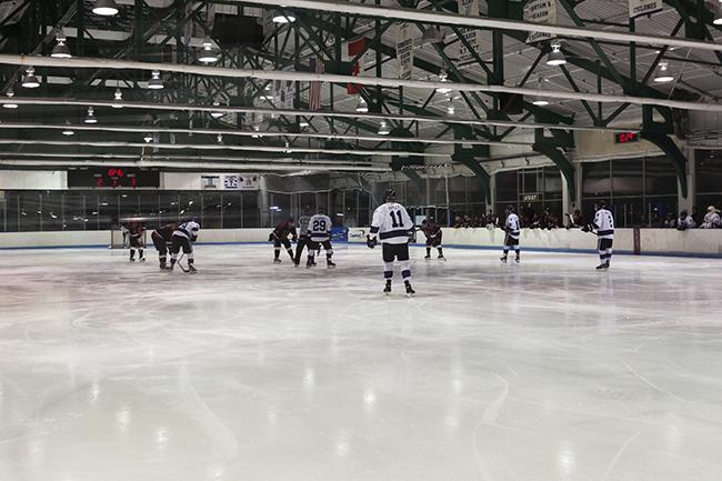As the NYU Men's Hockey team's season wraps up, we look forward to their next season.