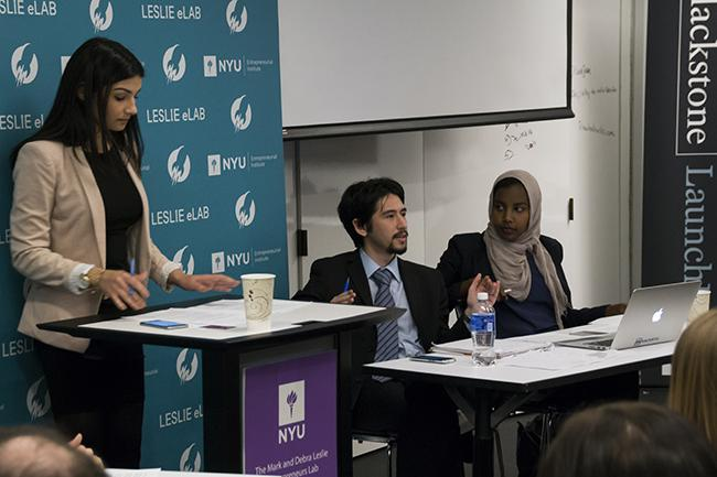 Today's topic up for debate between the NYU Republicans and Democrats was the Iran Nuclear Deal and the Capital-Gains Tax.