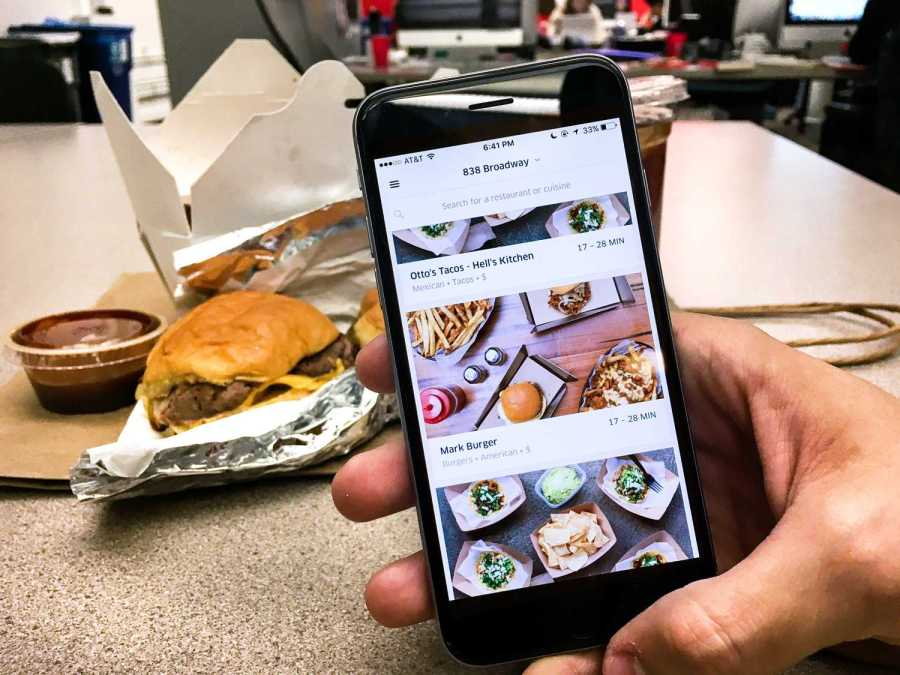 UberEATS+is+a+new+food+delivery+service+to+help+you+get+your+favorite+burger+delivered+to+your+door.+
