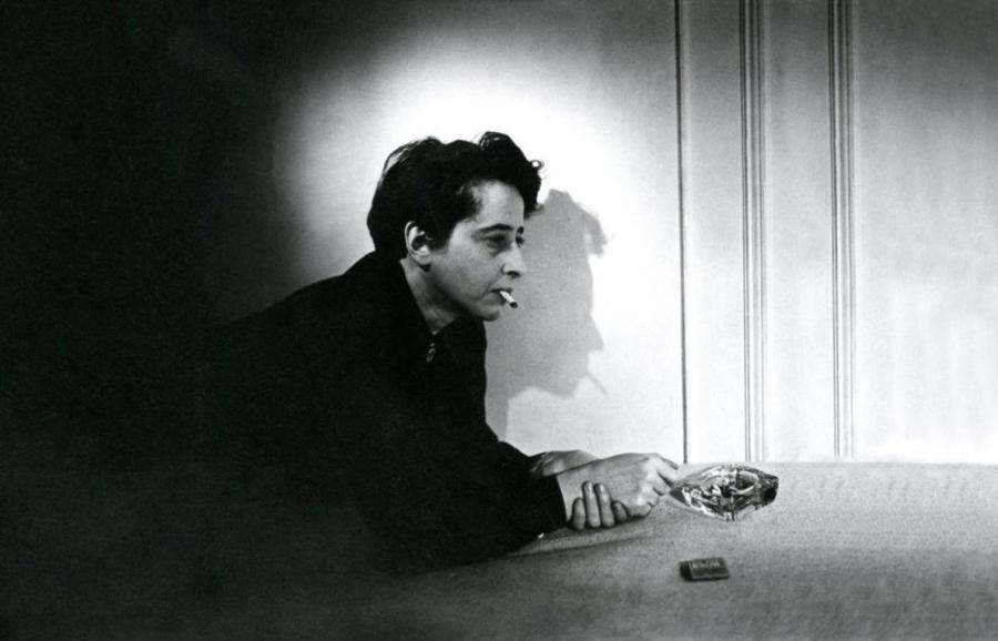 Viva Activa: The Spirit of Hannah Arendt opens at the Film Forum on the 6th of April.