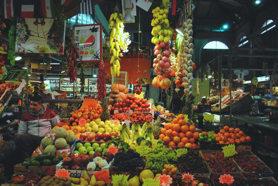 Florence: Mercato Centrale, a Mirror of New York