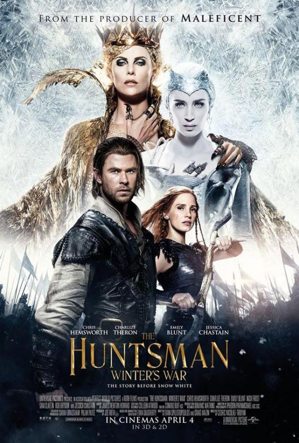 """Revealing the events before and after Snow White, """"The Huntsman"""" focuses on the Snow Queen and her personal army."""