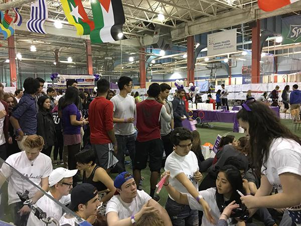 NYU's 13th annual Relay For Life, organized by Colleges Against Cancer at NYU, helped raise over $78,000 this past week for cancer research and treatment.
