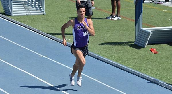 Members of both the Men and Women's Track Team competed at The College of New Jersey and University of Pennsylvania this past weekend.