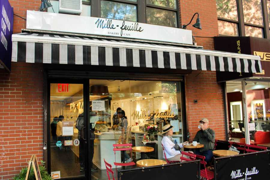 Mille—Feuille, a traditional French bakery serving pastries from Raspberry Almond Croissants to Nutella Brioche, is only one on the list of best fall menus around NYU.
