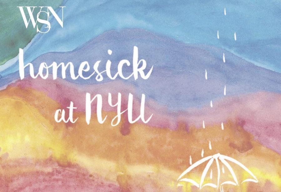 Homesick at NYU