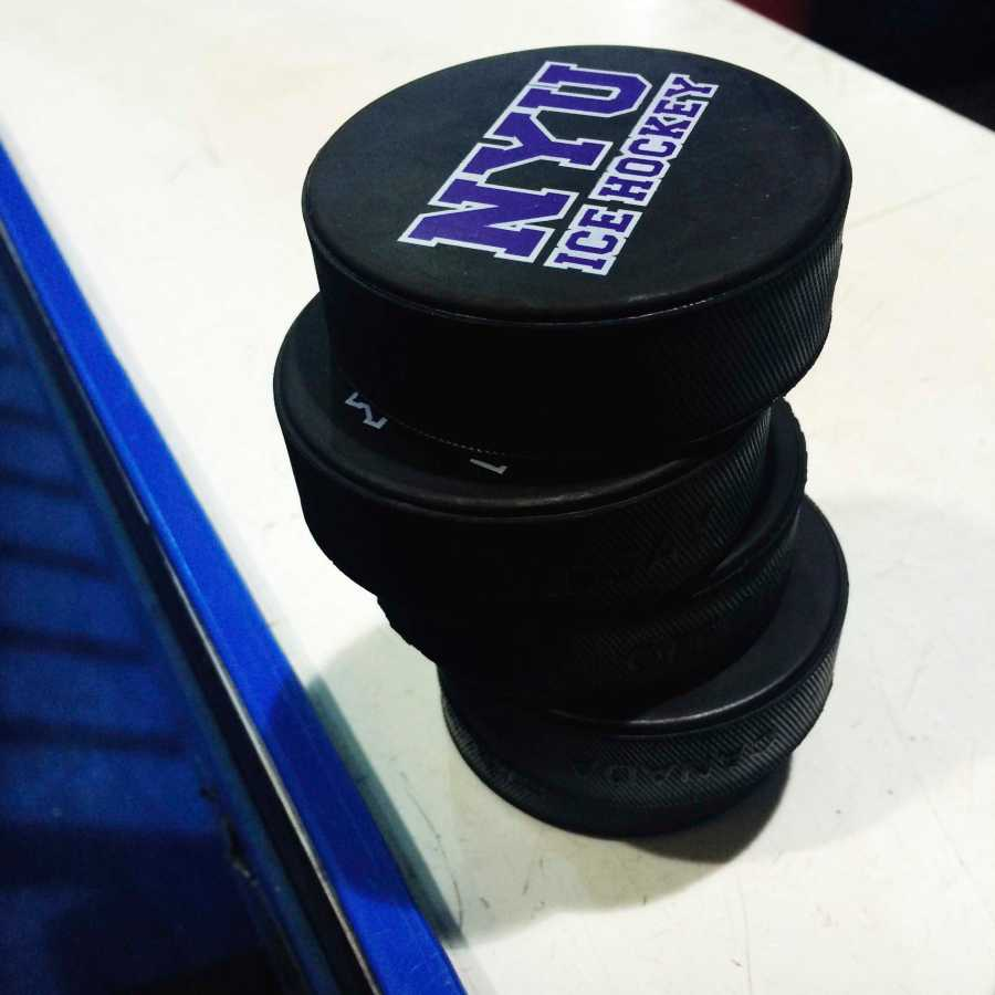 NYU Hockey's head coach Chris Cosentino is going into the new season with major optimism, regardless of losing five key players to last May's graduation.