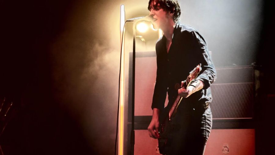 Catfish+and+the+Bottlemen+displayed+their+natural+stage+presence+at+Terminal+5+on+the+energetic+second+night+of+their+US+tour.