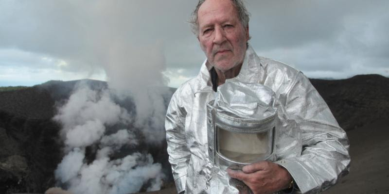 """German filmmaker Werner Herzog explores the philosophical and cultural influence of volcanoes on their surrounding communities in the documentary """"Into the Inferno."""""""