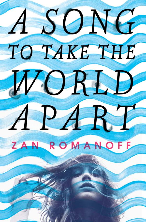 Zan Romanoff visited the Strand to talk about her new novel A Song to Take the World Apart, telling the story of high school kids and the woes of finding love and creativity.