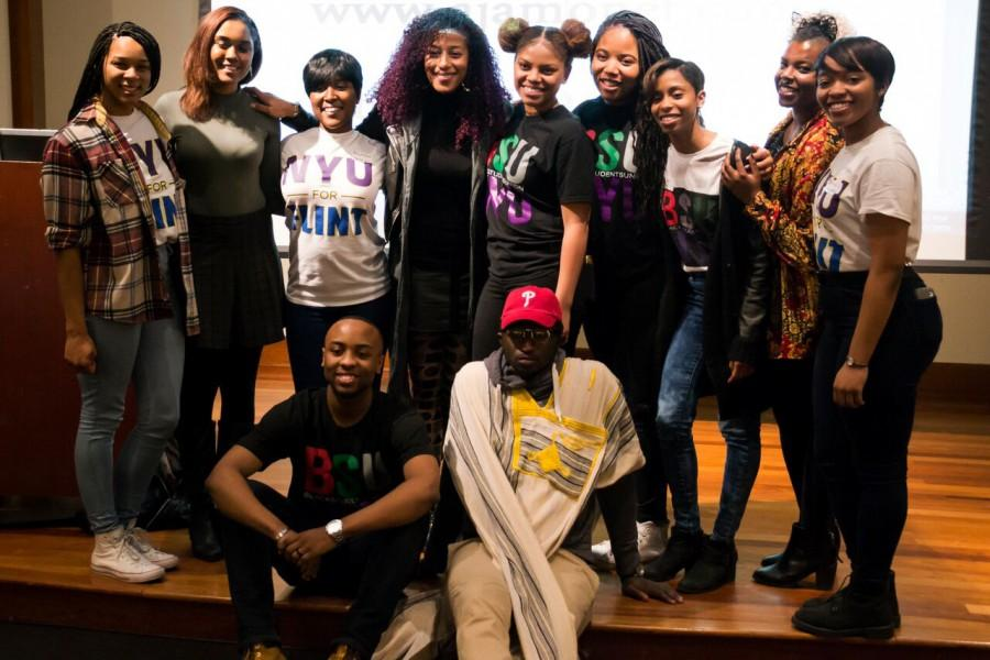 NYU's Black Student Union has quite the set of plans for this upcoming year.