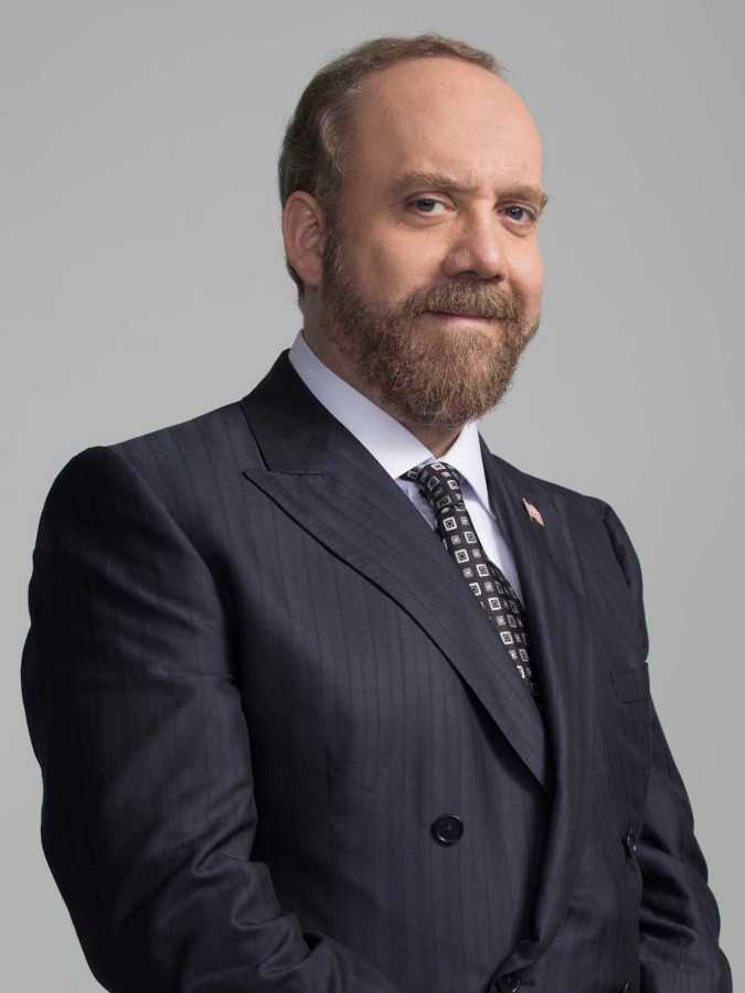 Paul Giamatti, a reputable actor, participated by reading three pieces of Nijinsky's.