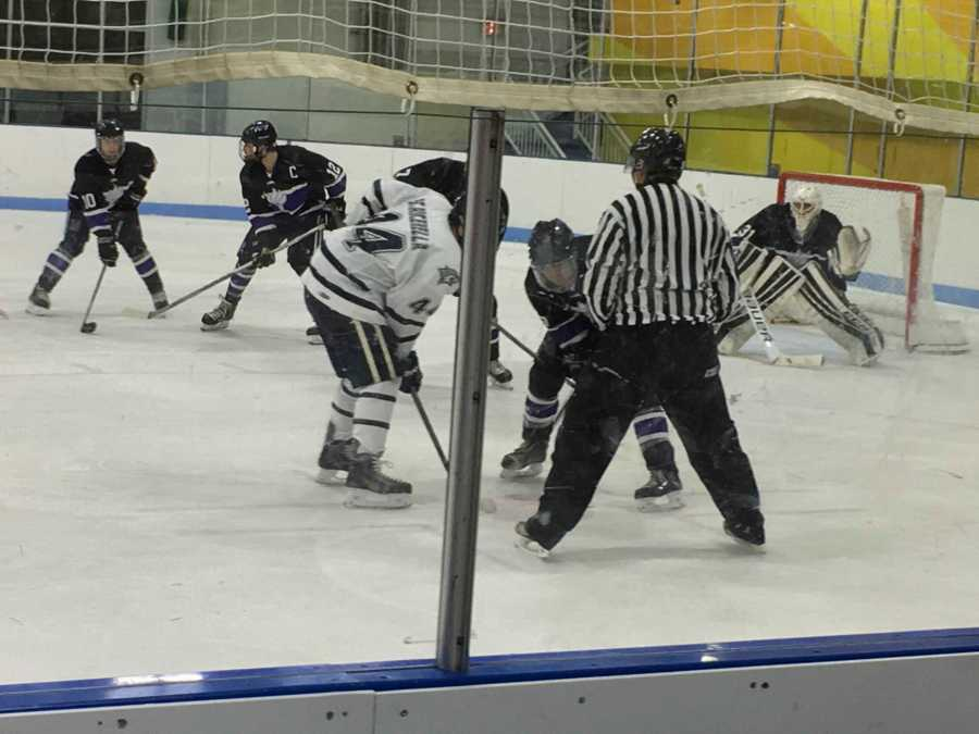 The NYU hockey team saw victory this past weekend, winning 9-1 and Siena College and 4-3 at the University of New Hampshire.