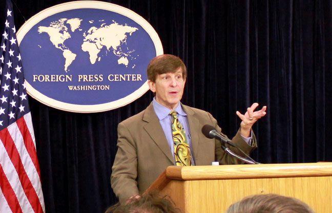 Allan+Lichtman+is+an+American+History+professor+at+American+University.