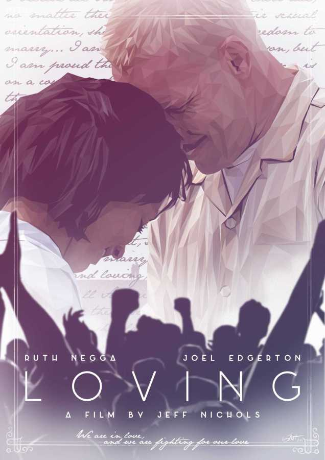 Directed by Jeff Nichols, Loving portrays the story of an interracial couple during the case of Racial Integrity Act of 1924.
