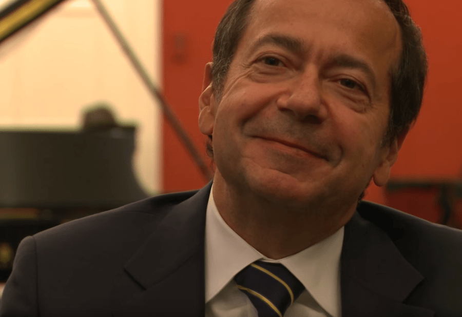 John Paulson, a member of the Board of Trustees at NYU, was chosen to be a part of Donald Trump's economic advisory team.