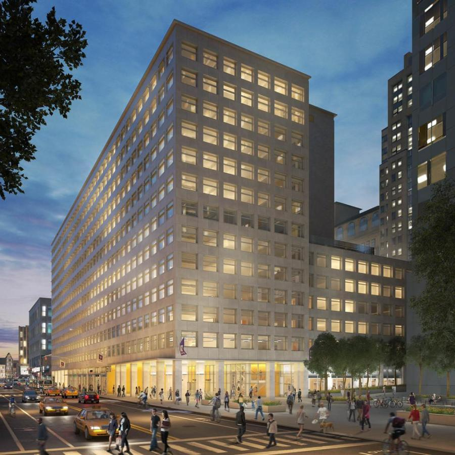 Tandon announced that it is investing $500 million into renovating its campus, including a new building at 370 Jay St.