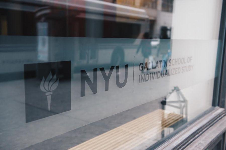 Facade of Gallatins NYU building, home many distinct majors (Renee Yang)