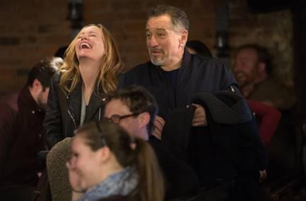 Robert De Niro's passion project,