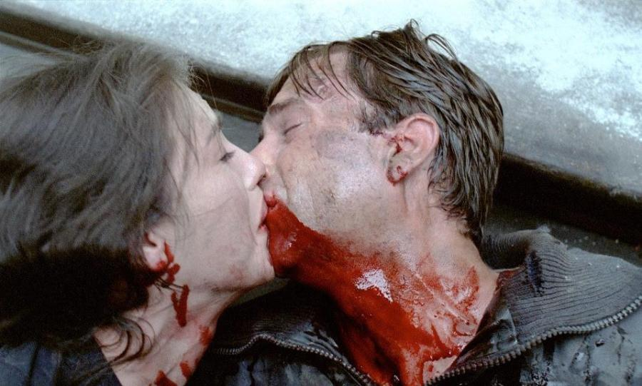 """Isabelle Adjani and Sam Neill in the rampant 1981 romance """"Possession,"""" being screened as part of the Anthology Film Archives' Valentine's Day Massacre."""