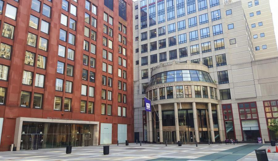 The NYU Stern School of Business. The Advancing Women in Business scholarship offered at Stern holds $1 million for full-time MBA  Class of 2019 females.