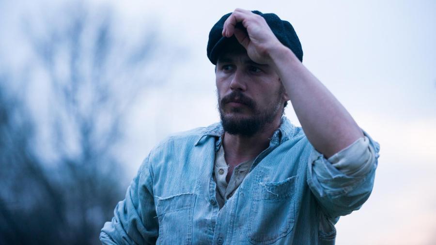 "James Franco plays Mac McLeod in ""In Dubious Battles,"" based on John Steinbeck's novel of the same name."