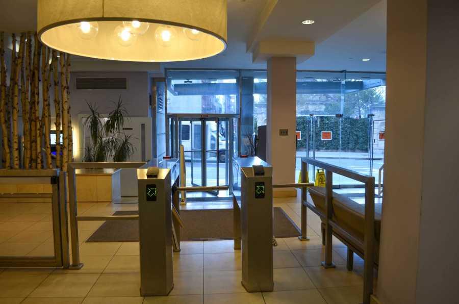 broome lobby