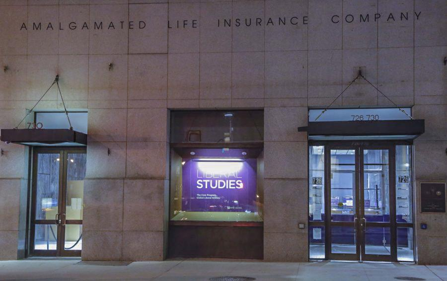 The NYU Student Health Center at 726 Broadway.