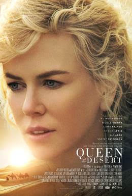 """Herzog's film """"Queen of the Desert,"""" starring Nicole Kidman, chronicles the life of Gertrude Bell. The film will open on Friday, April 7 at the IFC Film Center at 323 Sixth Ave."""
