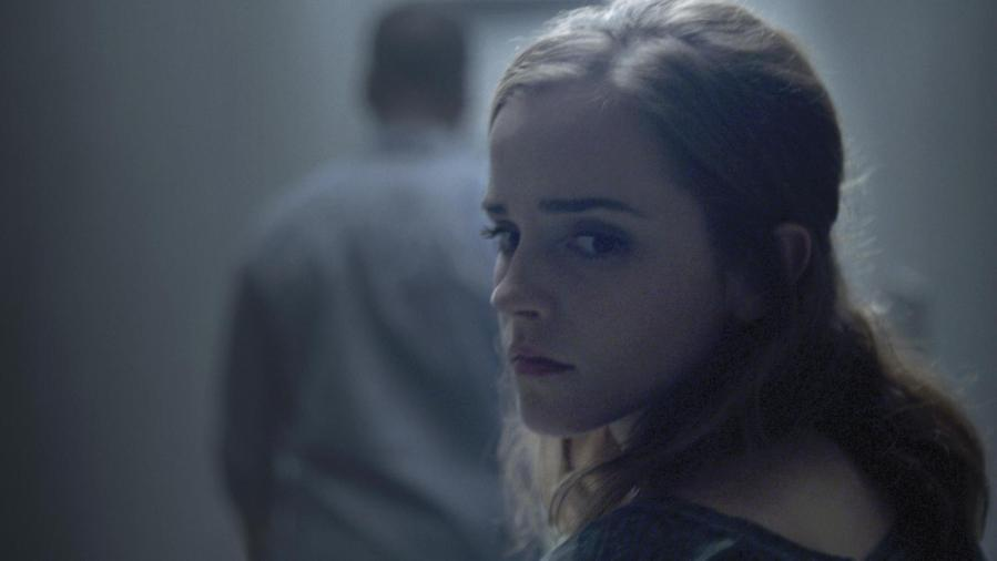"""Emma Watson stars in STX Entertainment's """"The Circle,"""" a film about a woman who begins to work for the Circle, a conglomerate company that takes information on its users and employees."""