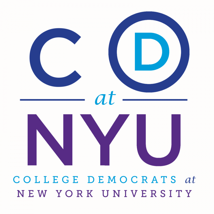 NYUCD is the College Democratic Chapter for NYU. They serve as a liberal voice pushing for change and a voice for the left.
